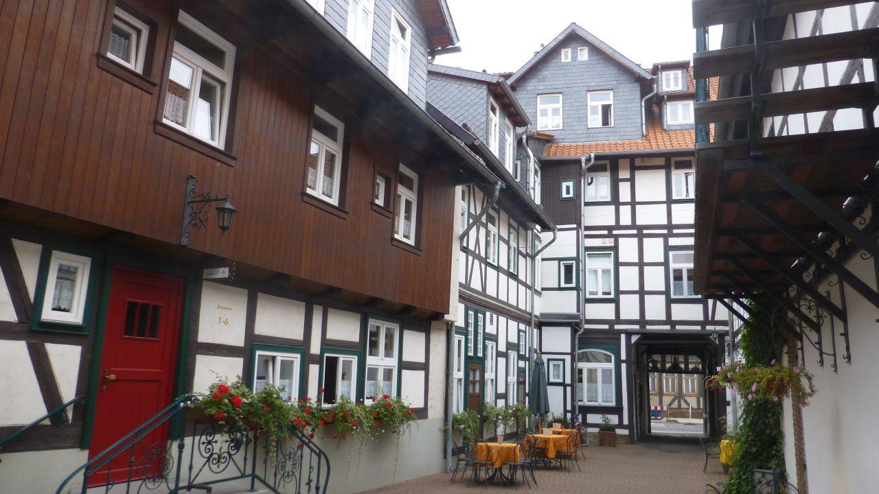 Hotel Am Anger Wernigerode Bewertung