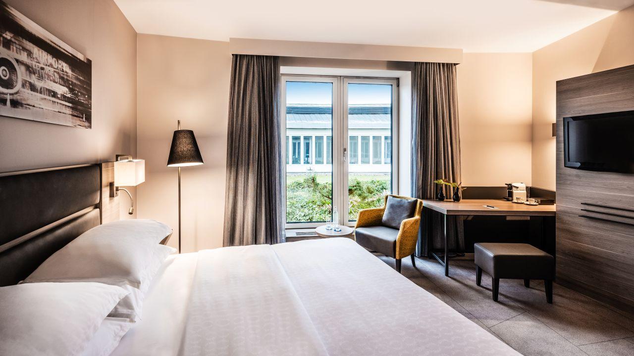 Sheraton Dusseldorf Airport Hotel Dusseldorf Holidaycheck