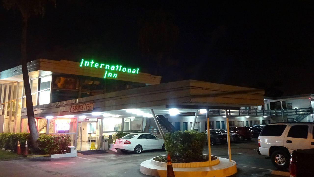 International Hotel Normandy Miami Beach