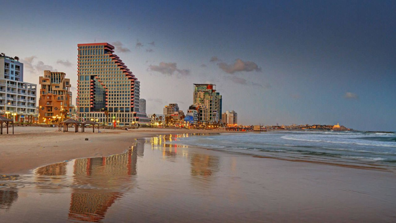 The Savoy Hotel Tel Aviv Sea Side Tel Aviv