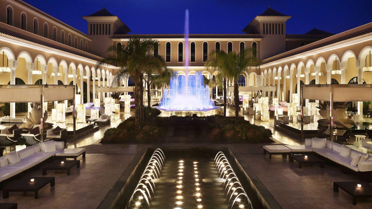 Gran melia palacio de isora resort alcala holidaycheck teneriffa spanien - Hotel gran palacio de isora ...