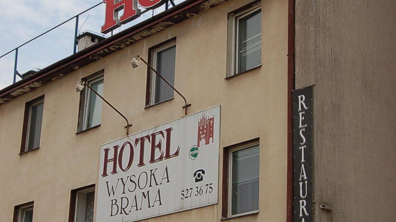 Hotel Wysoka Brama Allenstein Olsztyn Holidaycheck Ermland