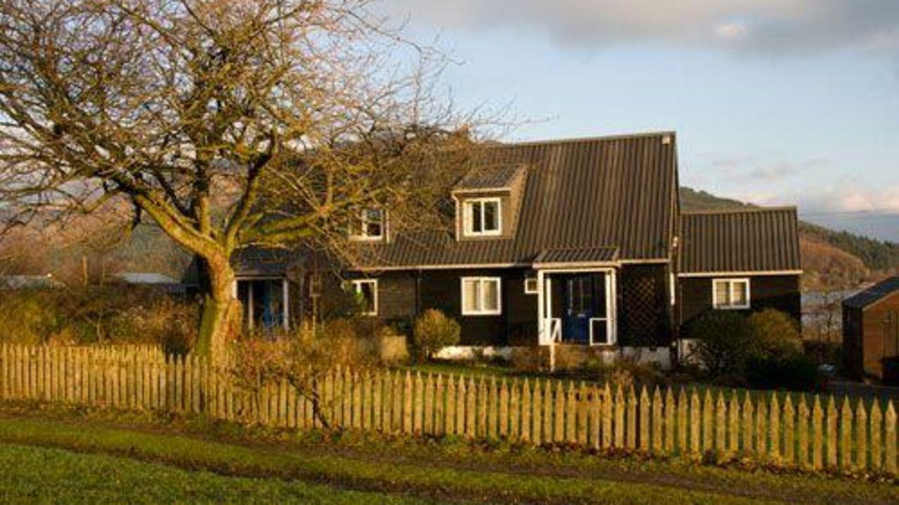 ferienhaus laraich lodge in ardentinny holidaycheck schottland gro britannien. Black Bedroom Furniture Sets. Home Design Ideas