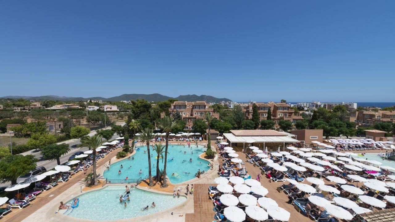 Aparthotel Ciudad Laurel (Cala Millor) • HolidayCheck (Mallorca ...
