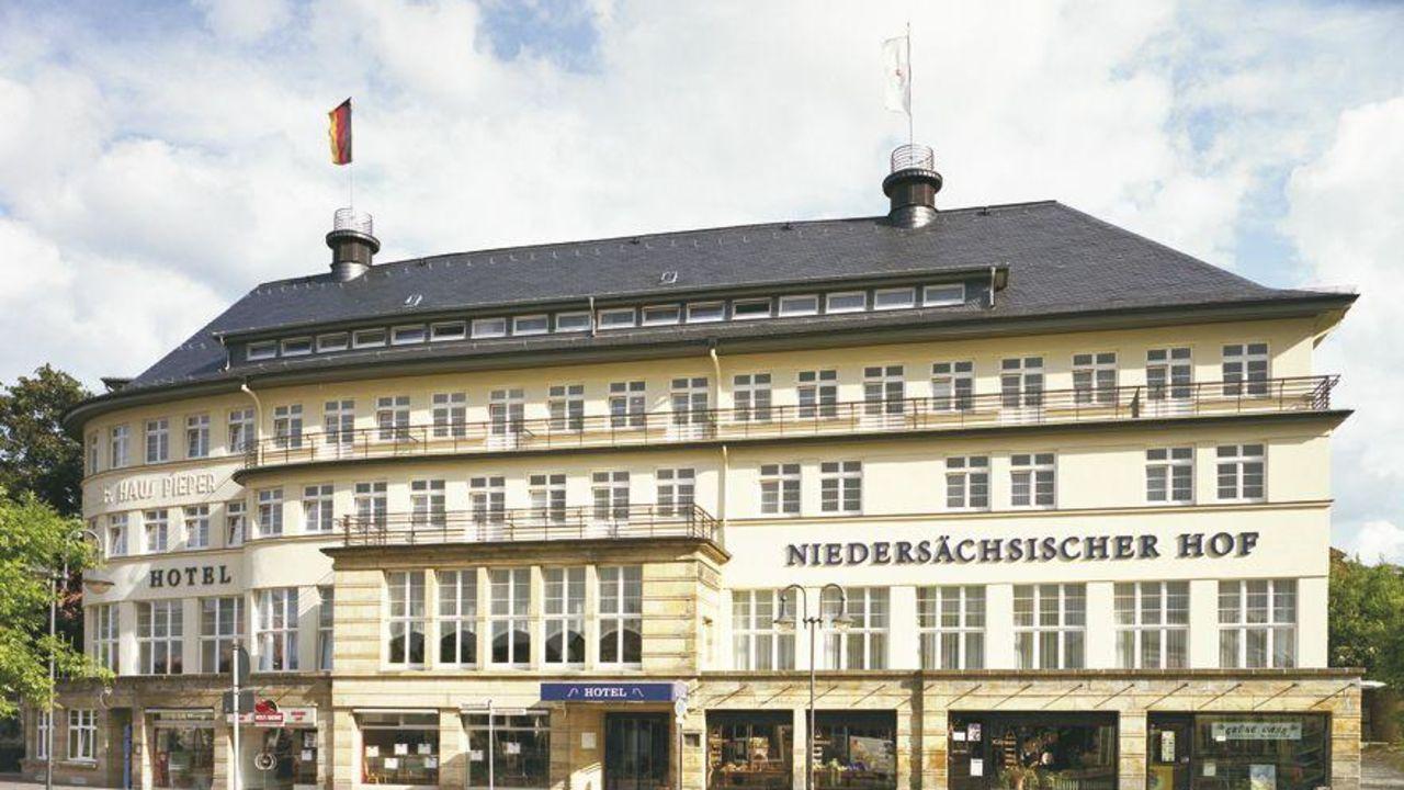 Hotel Niedersachsischer Hof In Goslar