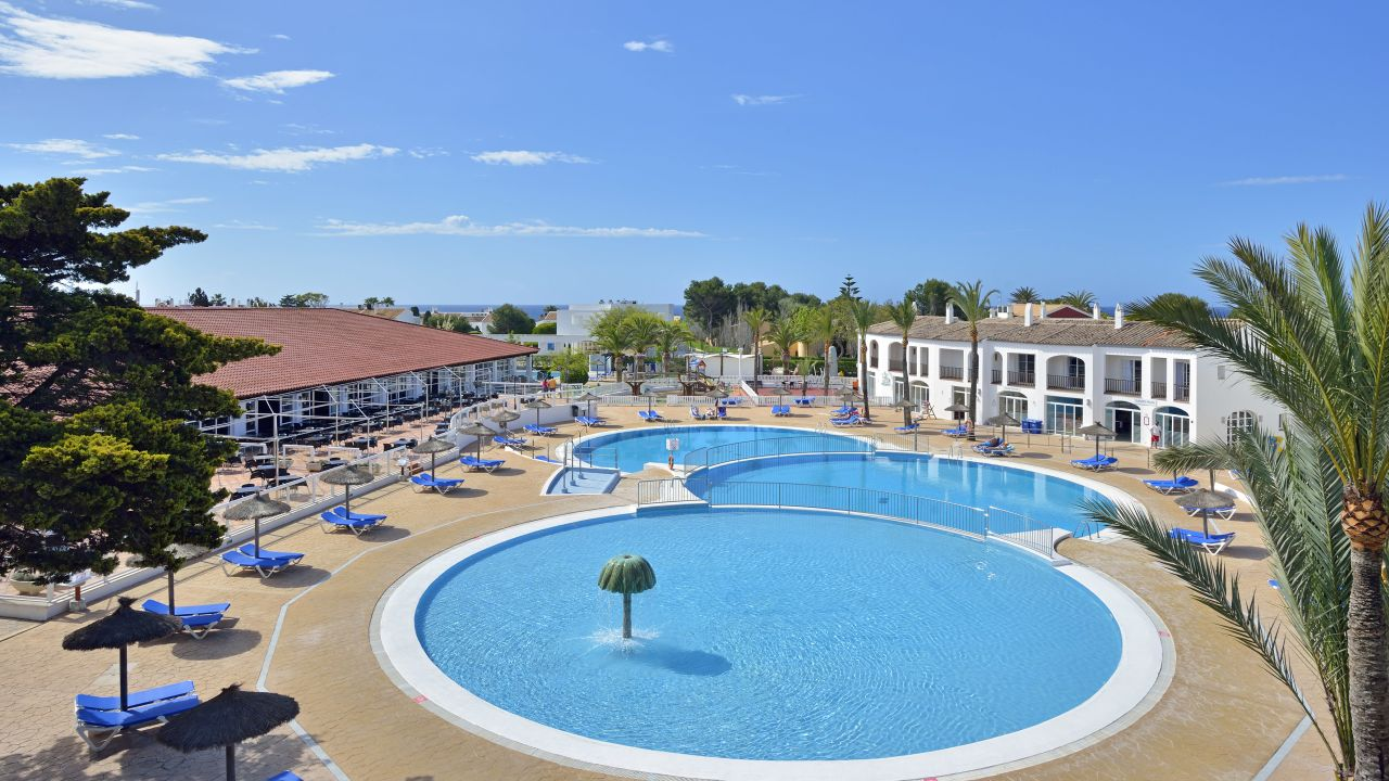 Sol Falco By Melia All Inclusive Son Xoriguer Holidaycheck