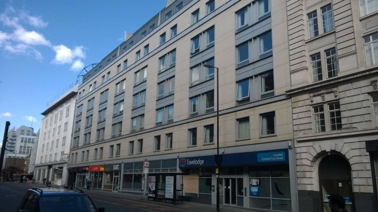 City Hotel London Bewertung