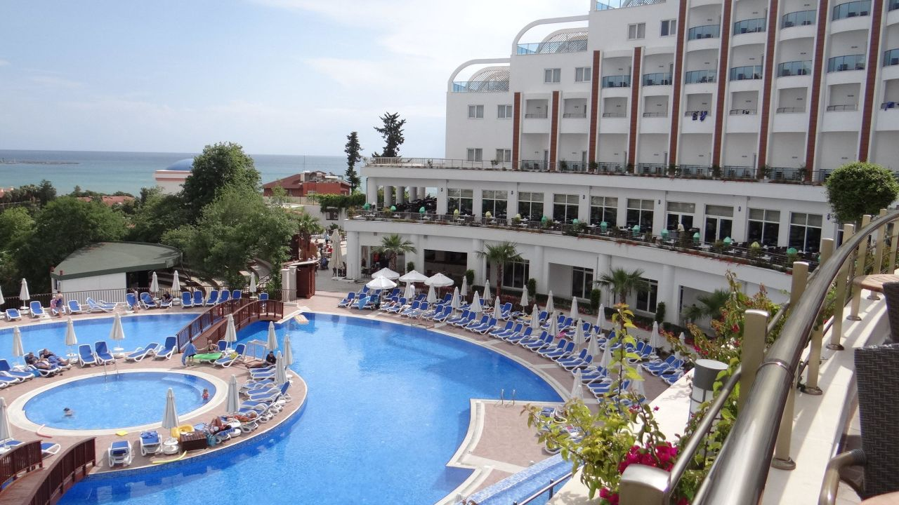 Side Prenses Resort & Spa (Side) • HolidayCheck (Türkische Riviera ...