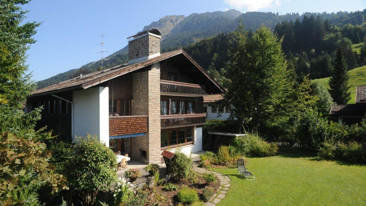 Pension Ferienhaus Arkadia Oberstdorf Holidaycheck Bayern