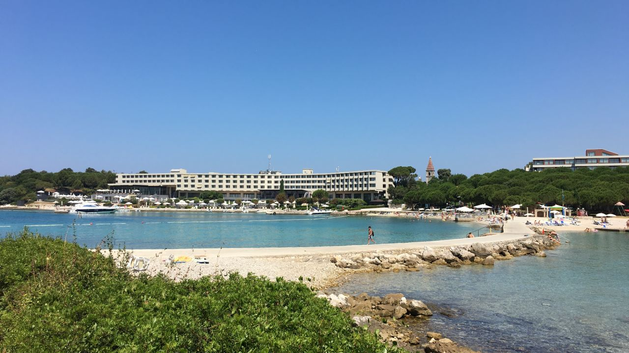 Hotel Istra Rovinj Bewertung
