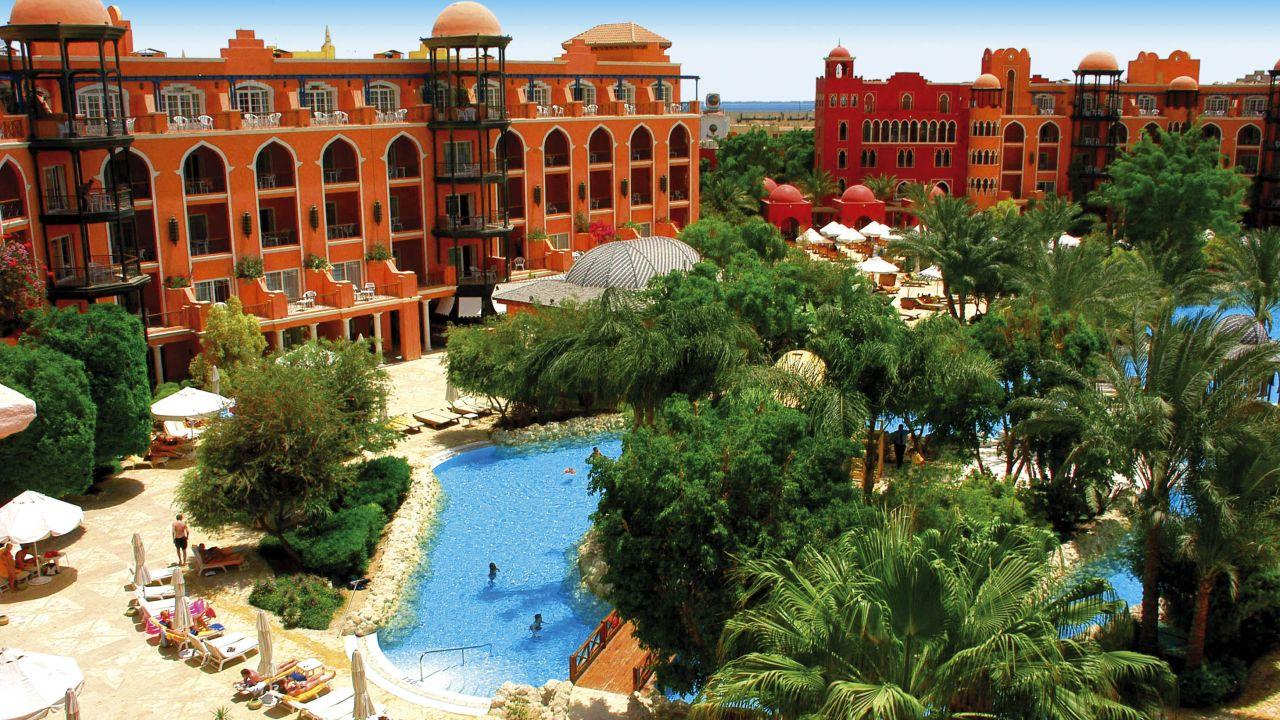 The Grand Resort Hurghada Holidaycheck Hurghada Safaga Agypten