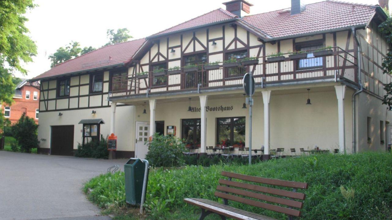 Altes Bootshaus Torgau
