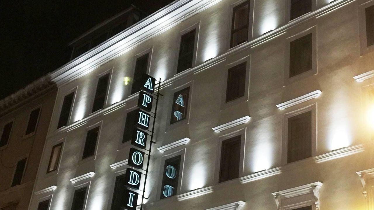 Hotel Aphrodite Rom Bewertung