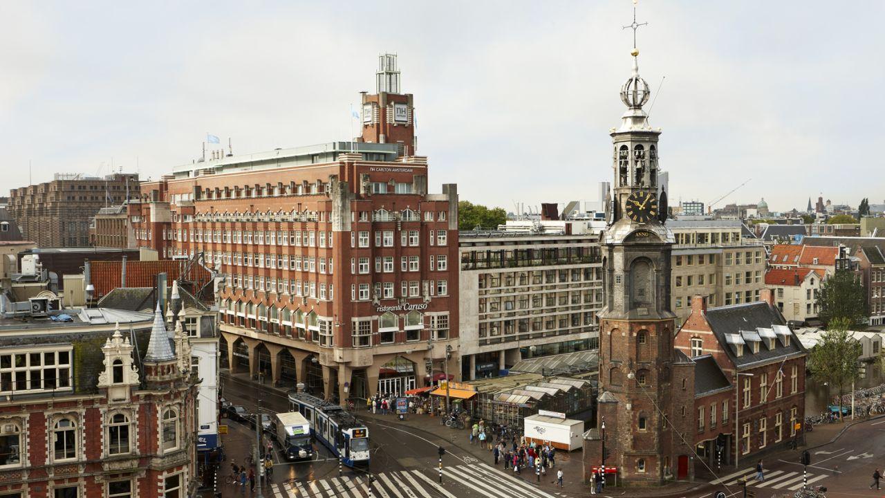 Hotel Nh Collection Amsterdam Flower Market Amsterdam