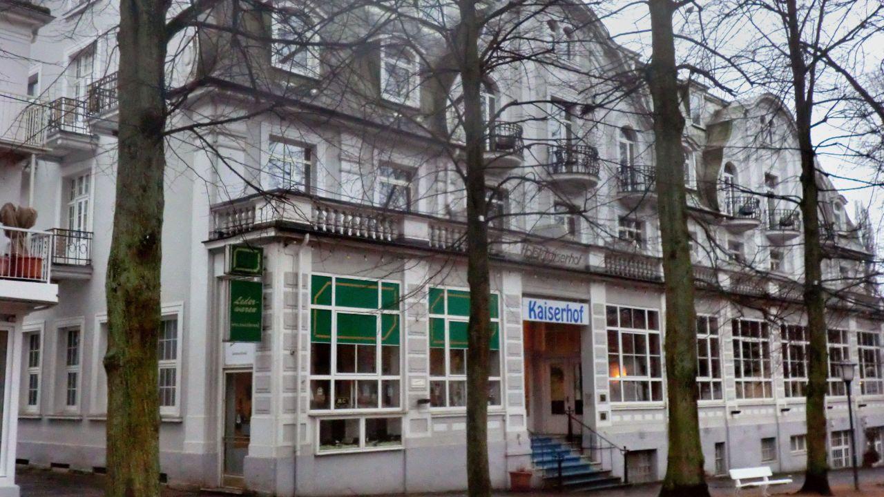 hotel kaiserhof bad pyrmont in bad pyrmont holidaycheck niedersachsen deutschland. Black Bedroom Furniture Sets. Home Design Ideas