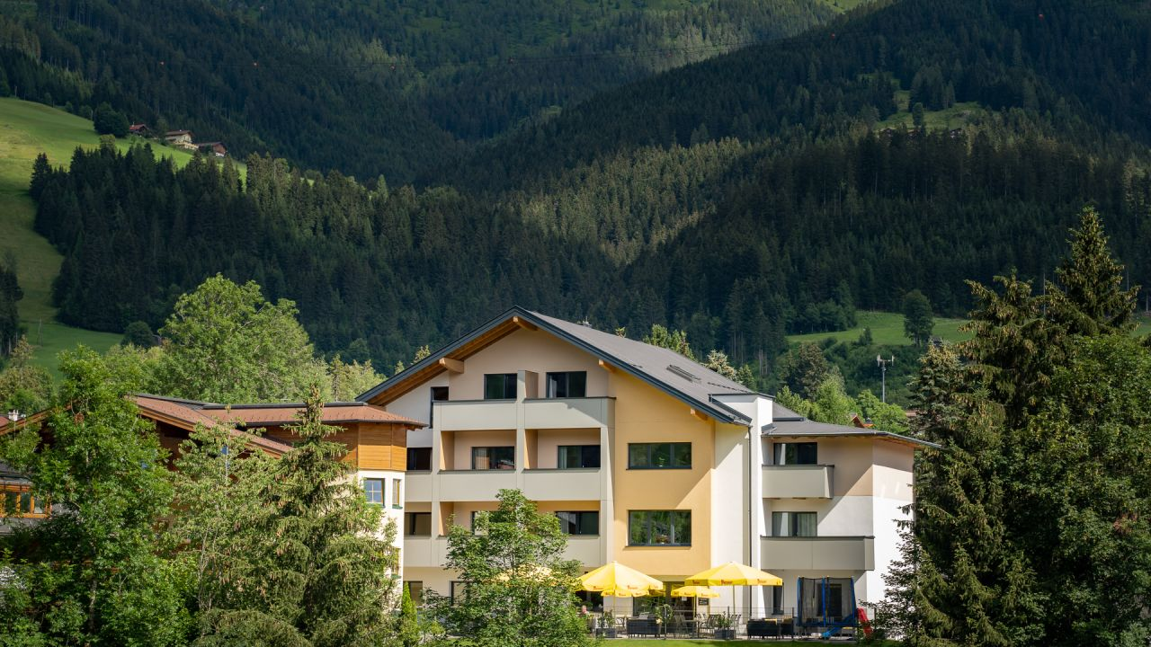 Familien Wanderhotel Erika Wagrain Holidaycheck Salzburger