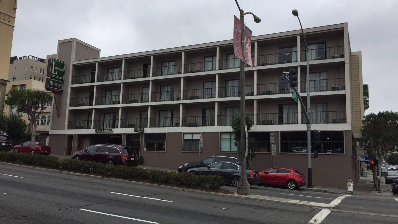 Hotel Lombard Motor Inn In San Francisco Holidaycheck