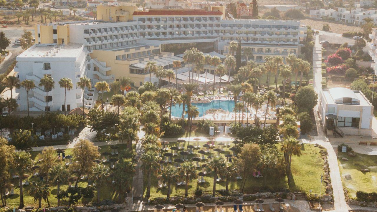 St George Hotel Paphos Zypern
