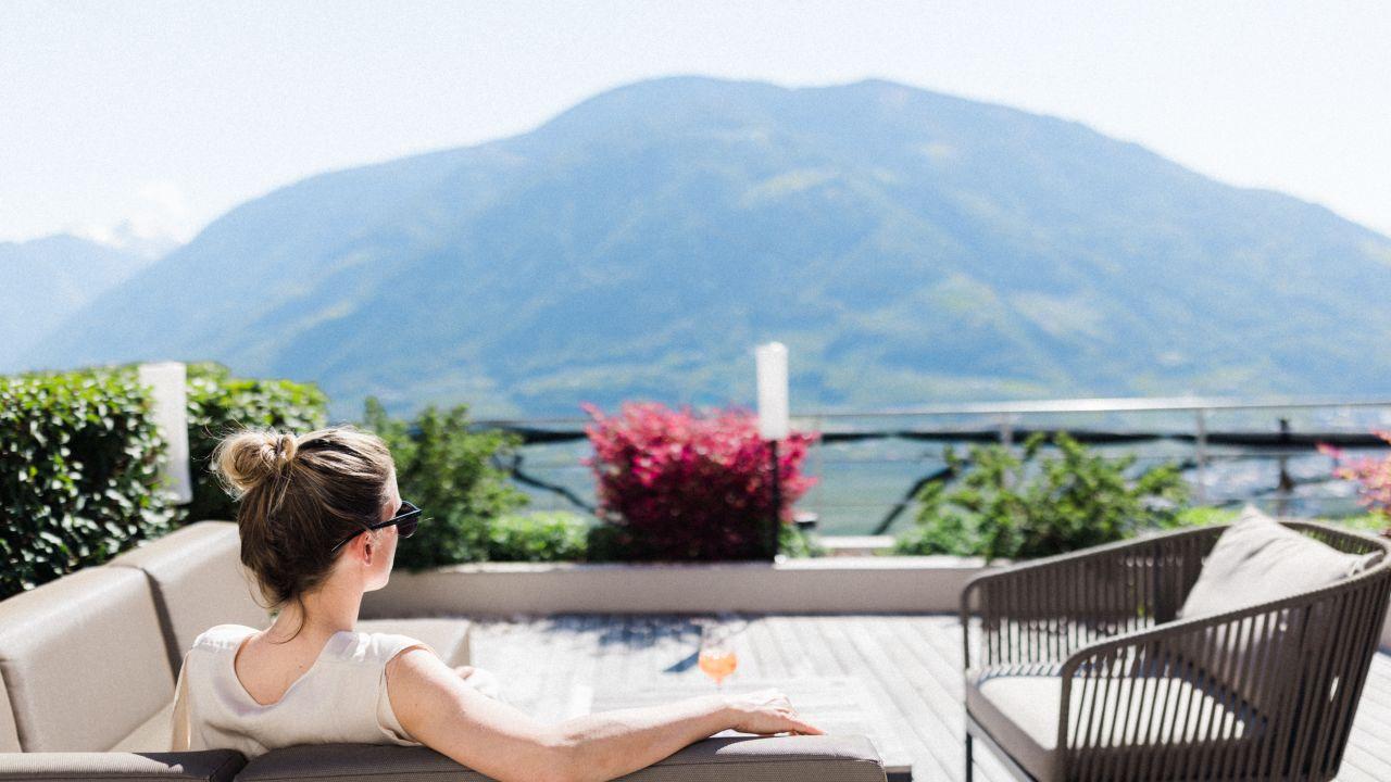 Hotel paradies tirolo dorf tirol holidaycheck for Design hotel dorf tirol