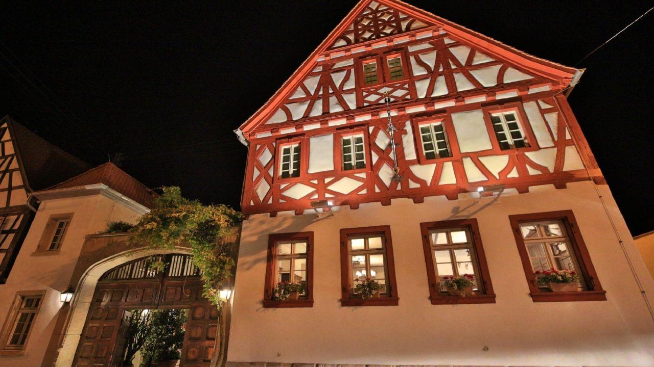 Weinhaus henninger hotel kallstadt holidaycheck Designhotel rheinland pfalz