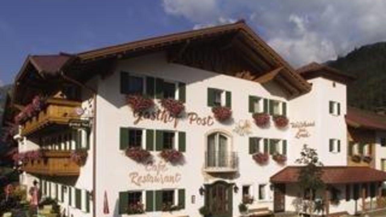 Hotel Gasthof Zur Post Bach Holidaycheck Tirol