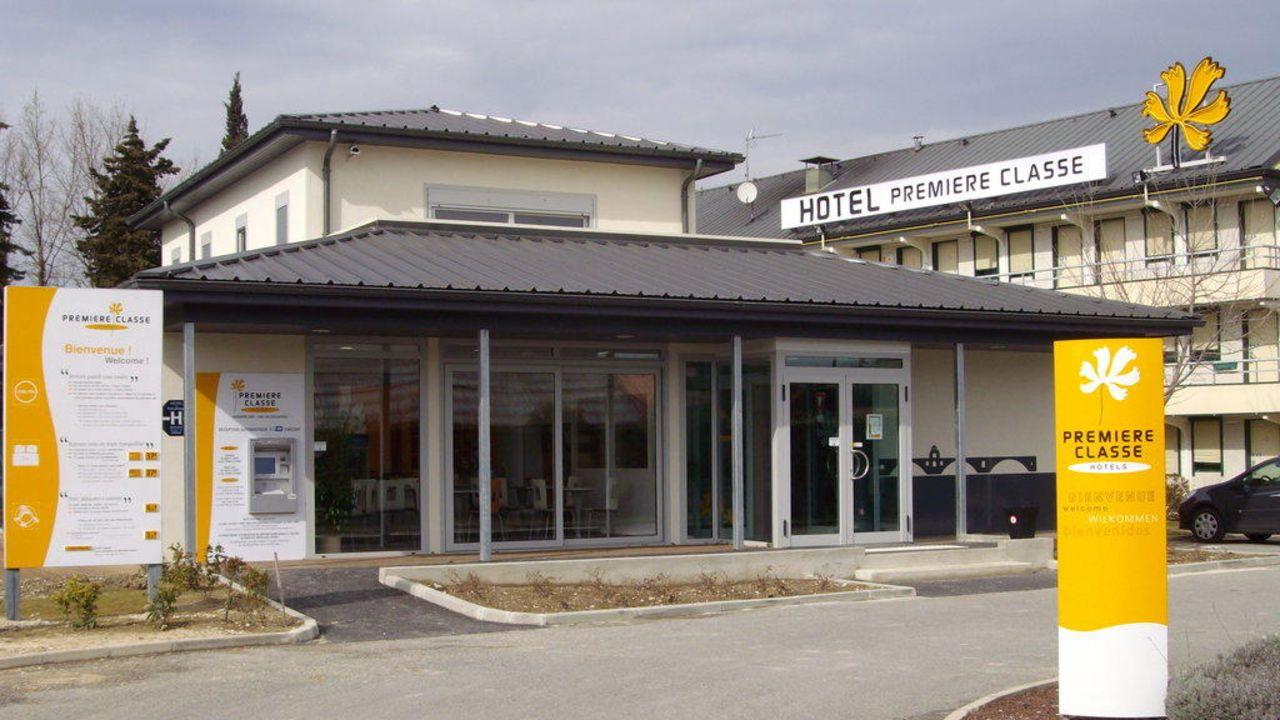 Hotel premi re classe avignon sud in avignon - Hotel salon de provence premiere classe ...