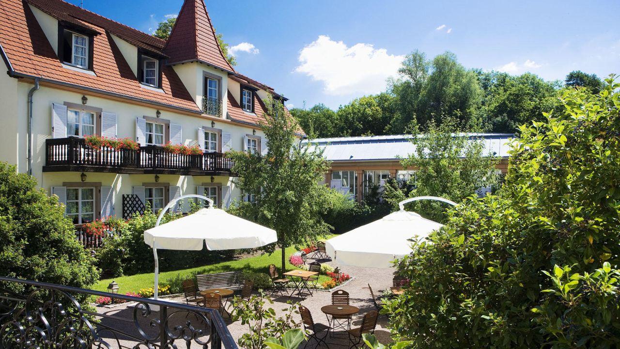 Hotel Chateau De L Ile Ostwald Holidaycheck Elsass Lothringen