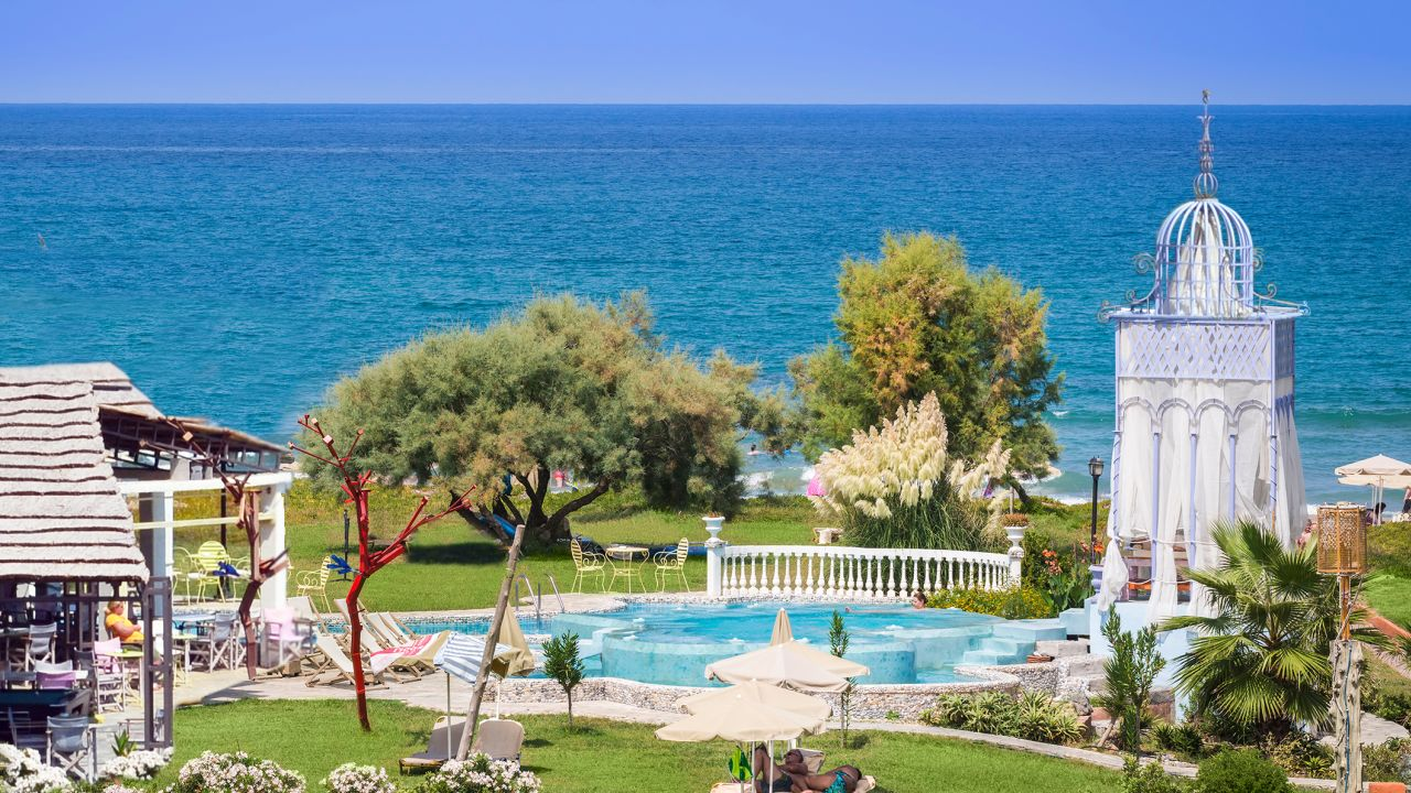 Hotel Orpheas Resort