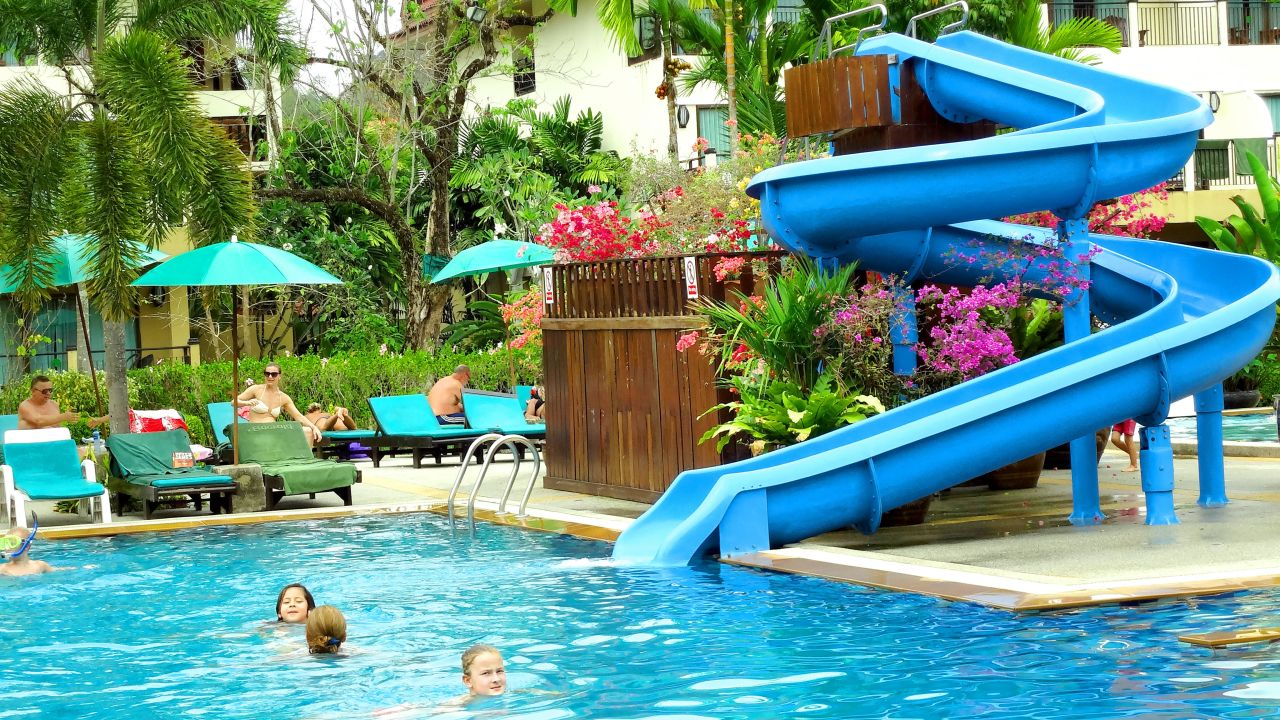 Hotel Emerald Beach Resort Khao Lak