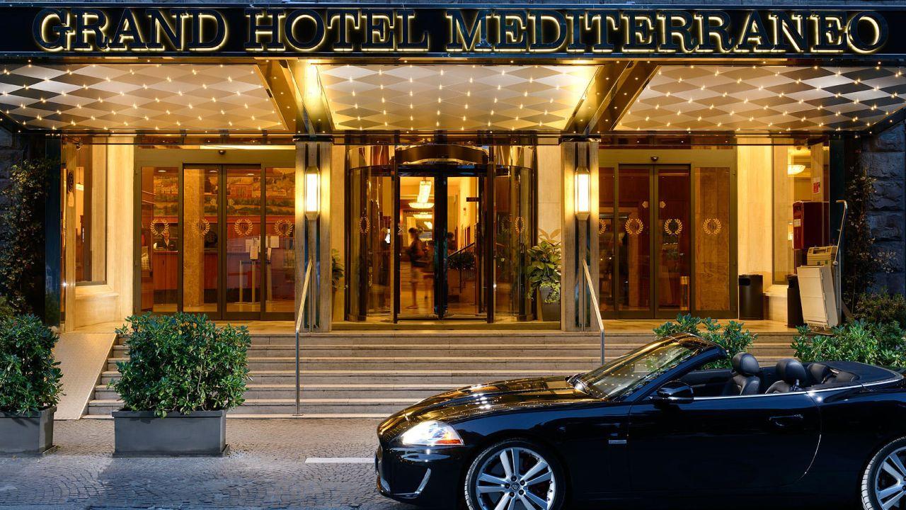 Grand Hotel Mediterraneo Florenz