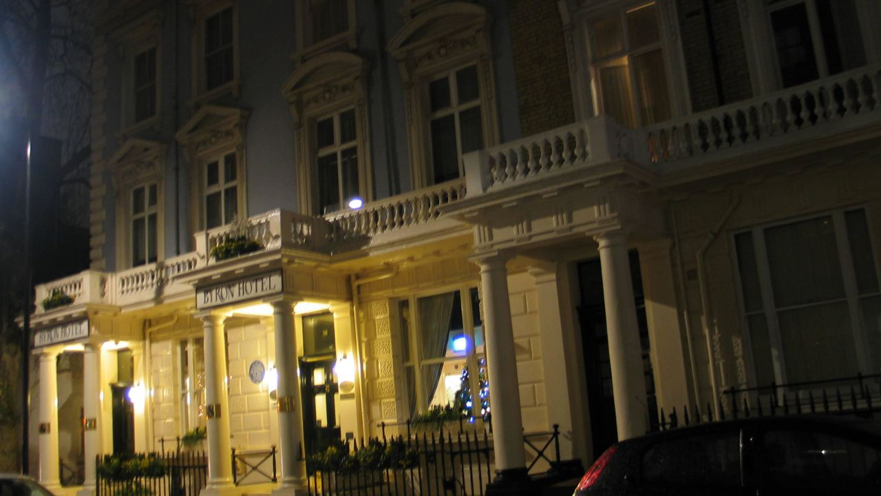 Hotel the byron in london holidaycheck gro raum london for 36 38 queensborough terrace