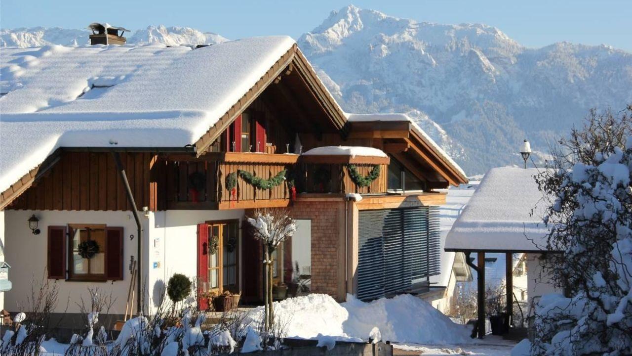 Haus Bergblick Allgäu Rieden am Forggensee