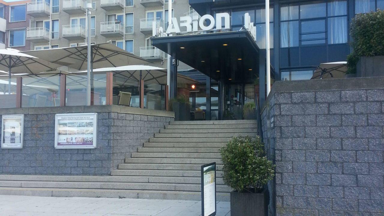 Amadore Hotel Restaurant Arion Vlissingen Niederlande