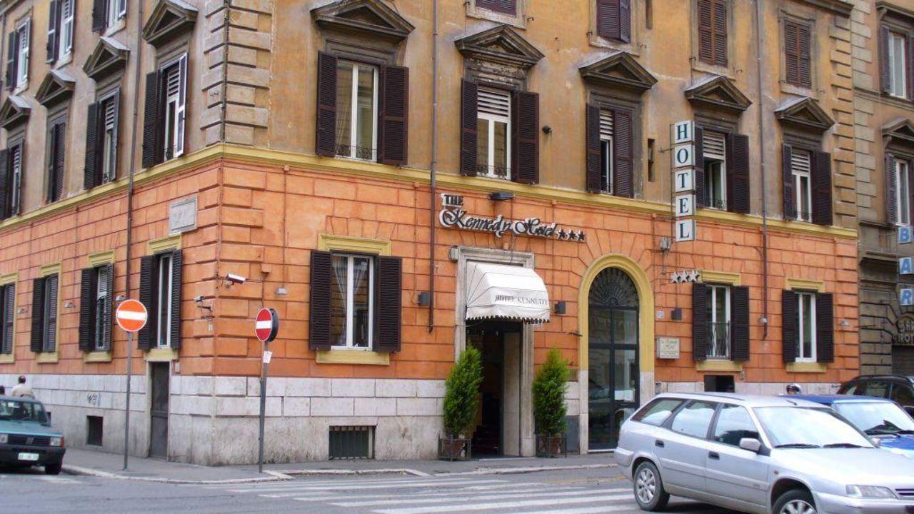 Hotel Kennedy Rom