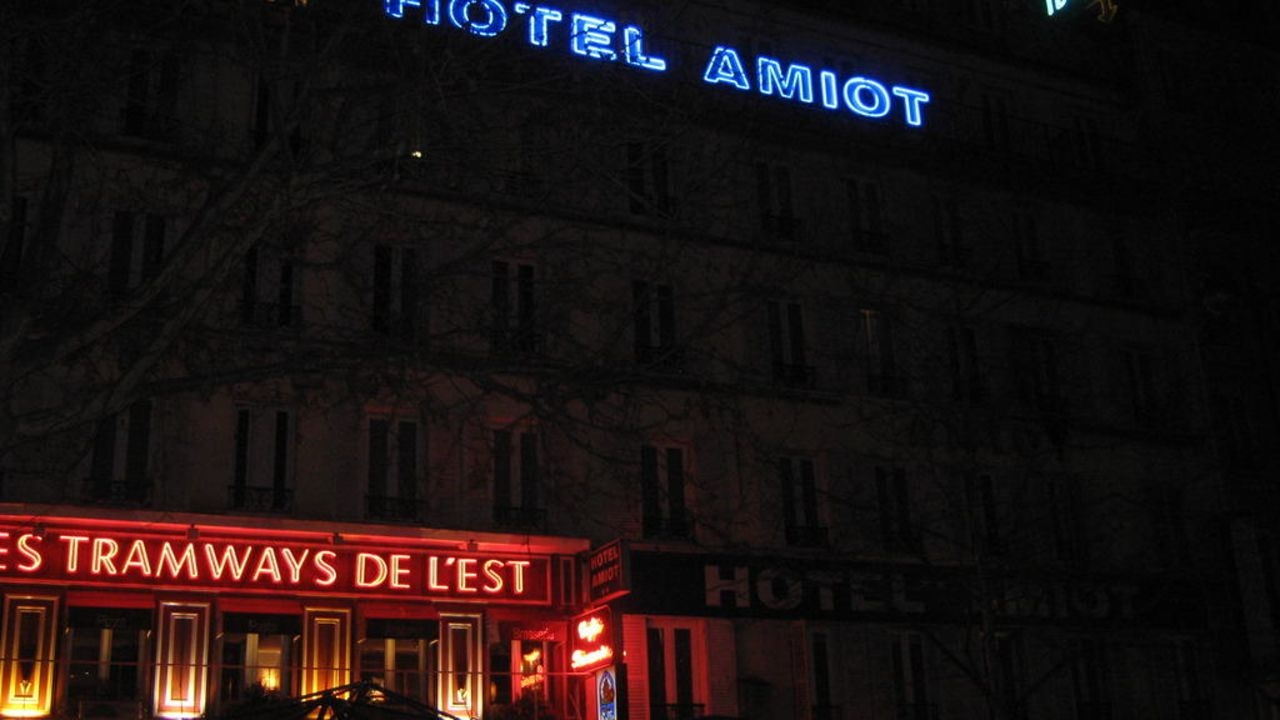Hotel Amiot Paris Bewertung