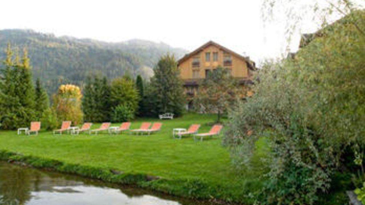 Hotel Haus Am See Weibensee