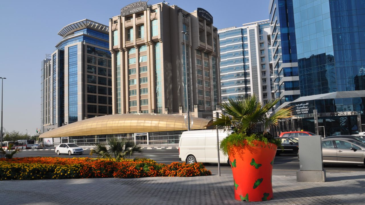 Hotel Le Meridien Fairway Dubai Holidaycheck Dubai Vereinigte