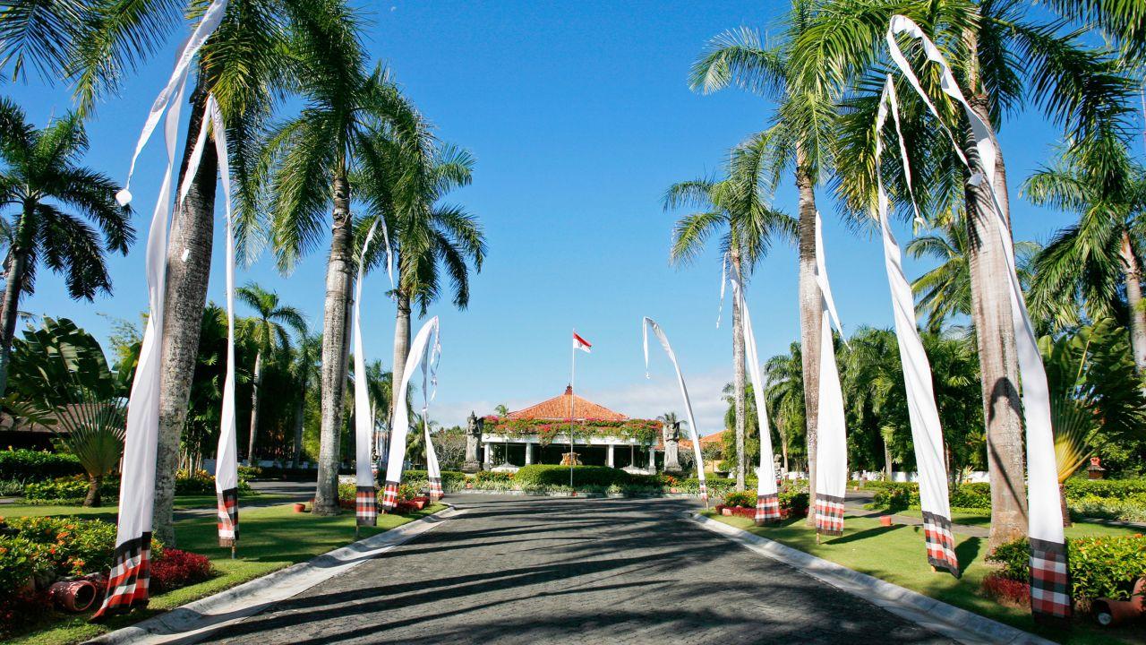 Melia Bali Villas And Spa Resort