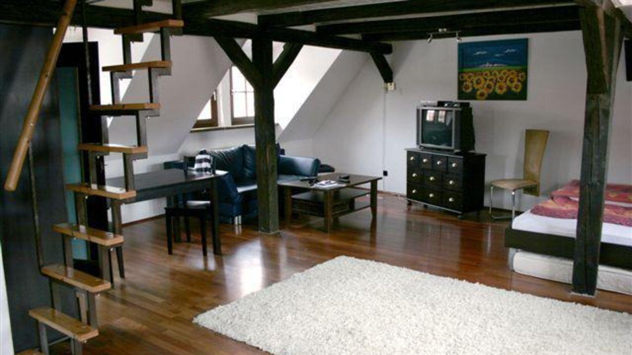 pension am dom erfurt holidaycheck th ringen deutschland. Black Bedroom Furniture Sets. Home Design Ideas