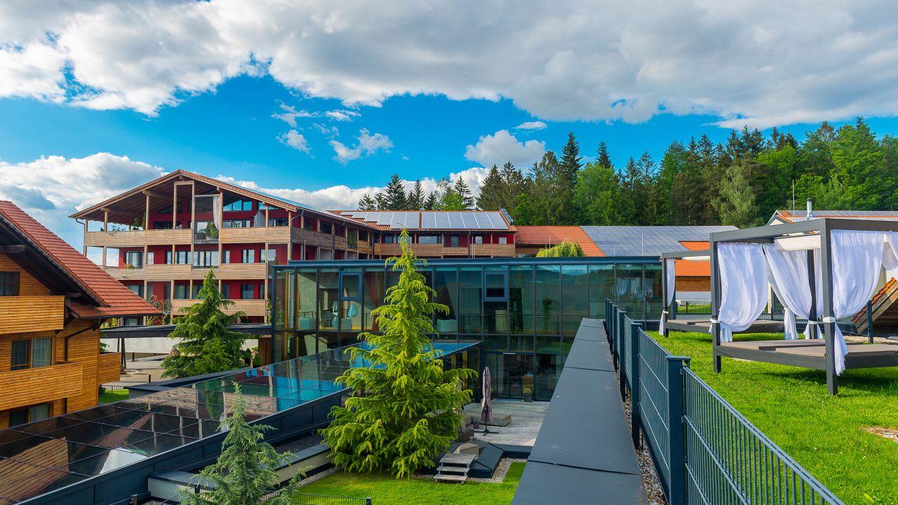 Baby & Kinder Bio-Resort ULRICHSHOF (Arnschwang ...
