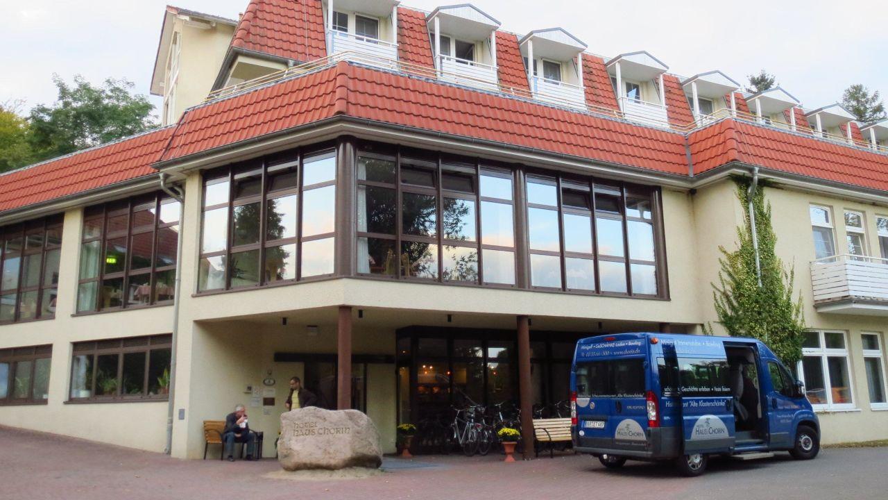 Hotel Haus Chorin Chorin • HolidayCheck Brandenburg