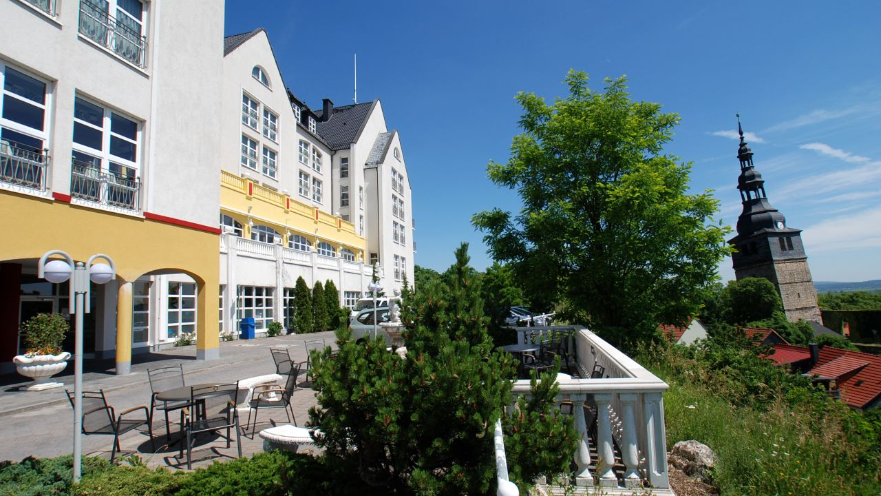 Hotels In Bad Frankenhausen