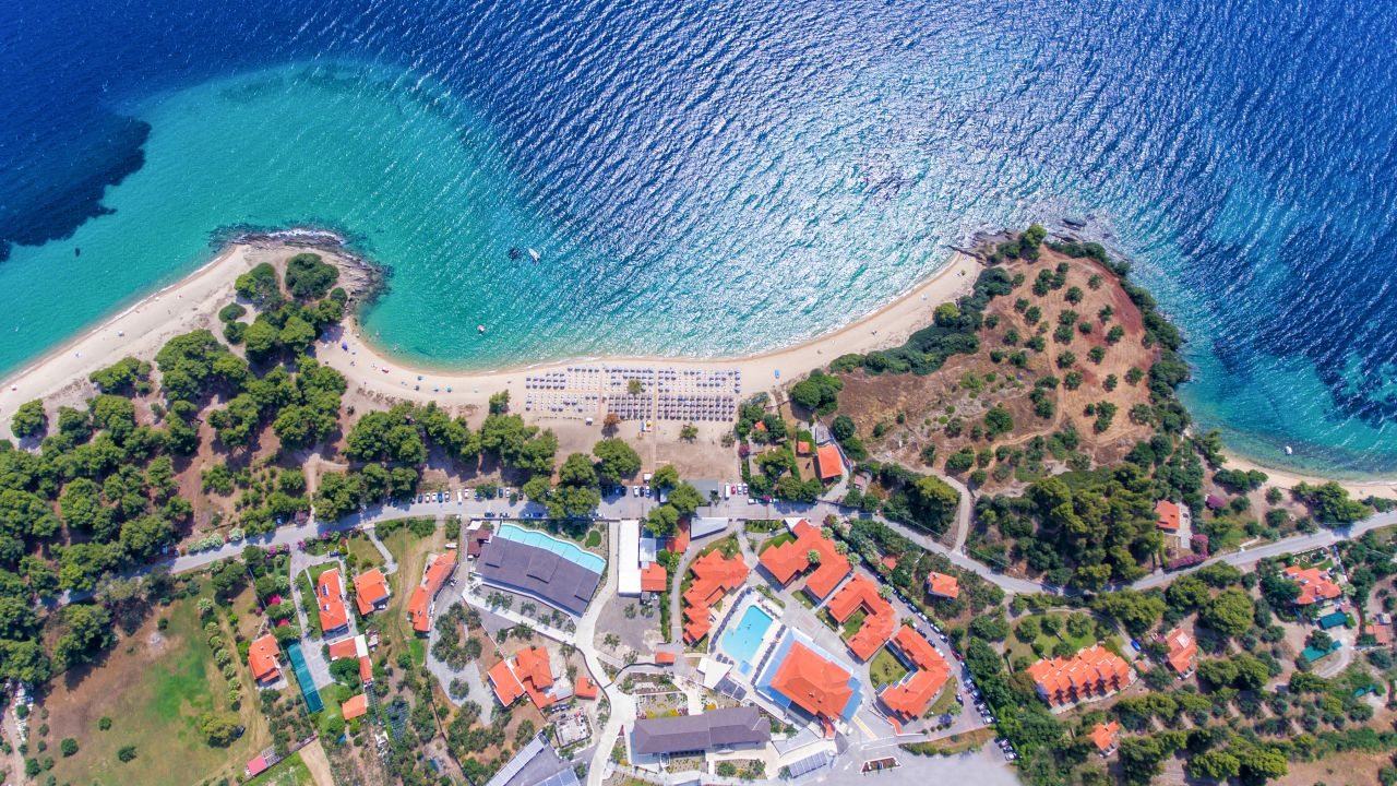 Hotel Lagomandra Beach Neos Marmaras Griechenland