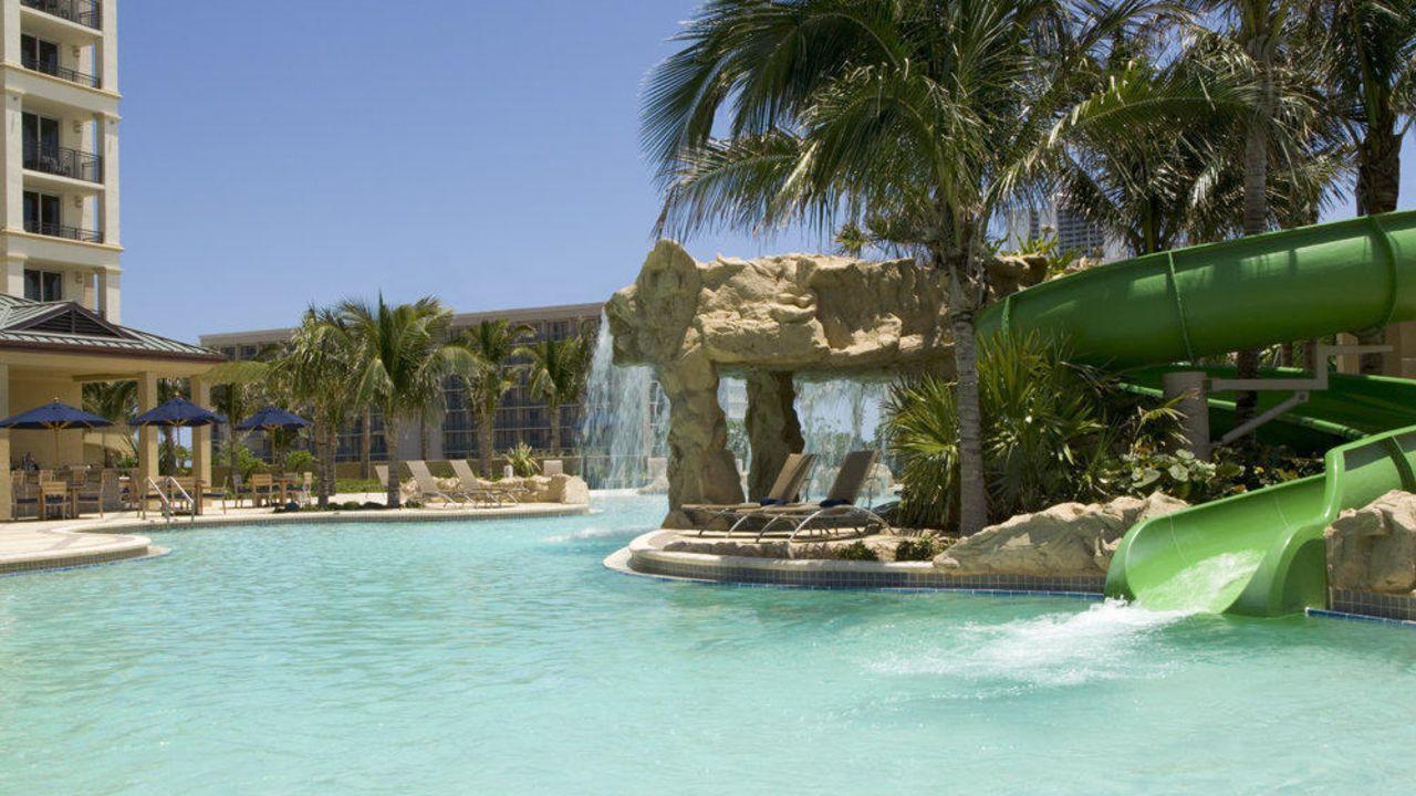 Palm Beach Marriott Singer Island Beach Resort & Spa (Singer Island ...