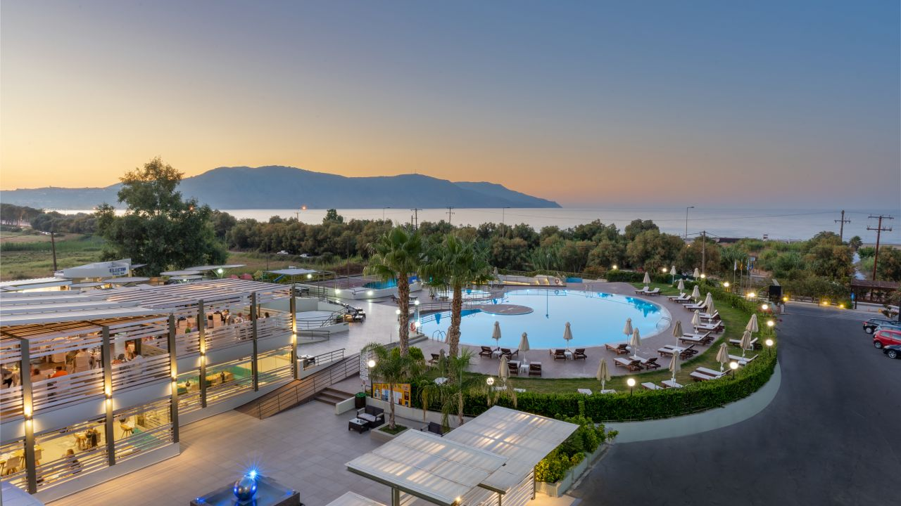 Beach Hotels In Chania Crete