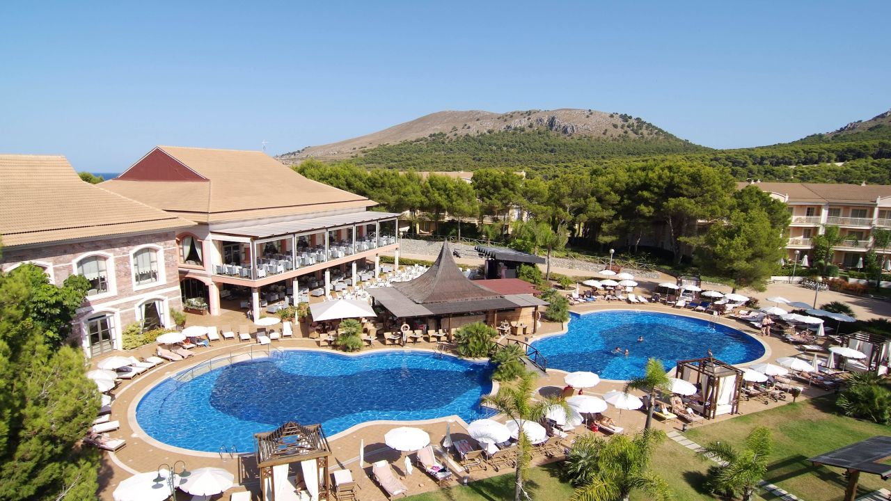 Vanity Hotel Cala Mesquida Mallorca
