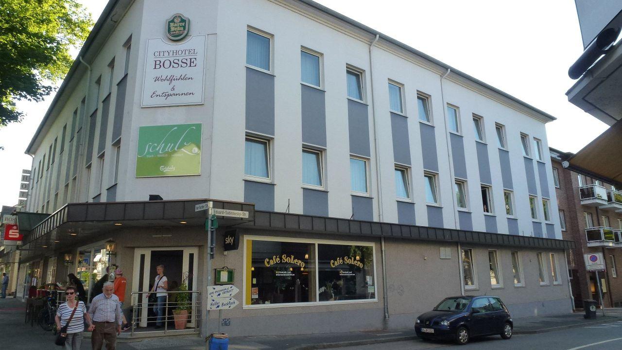 City Hotel Bosse (Bad Oeynhausen) • HolidayCheck