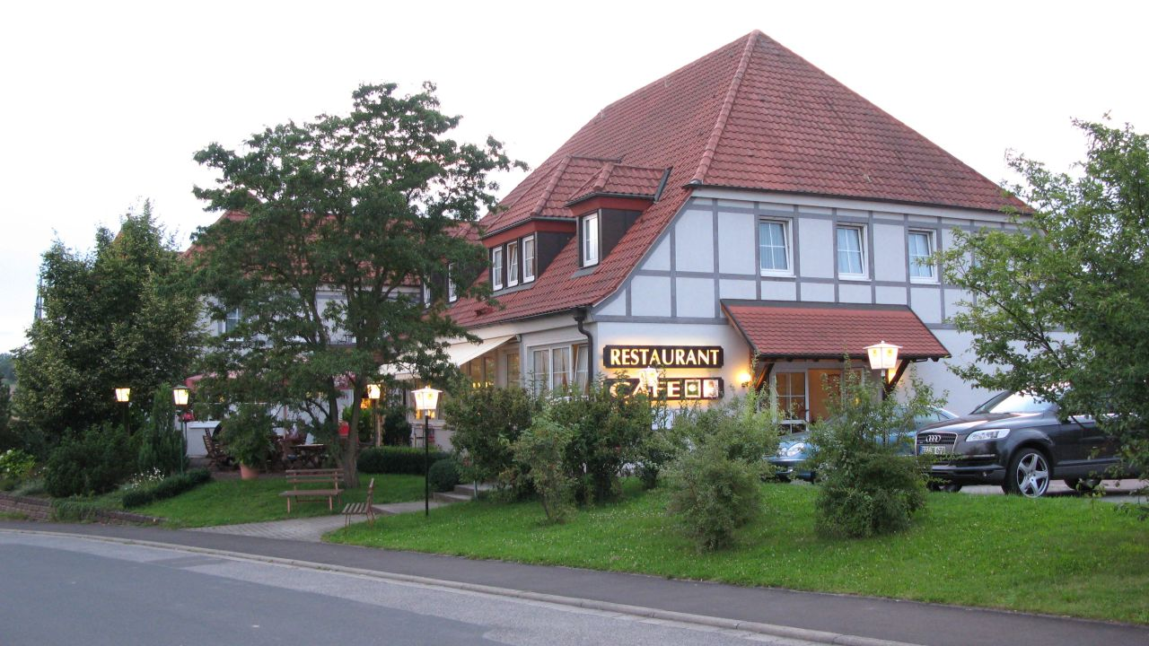 hotel rhöner land in oberthulba • holidaycheck   bayern deutschland, Garten ideen
