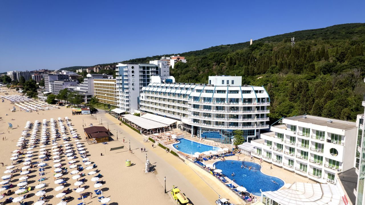Bulgarien Hotel Berlin Golden Beach