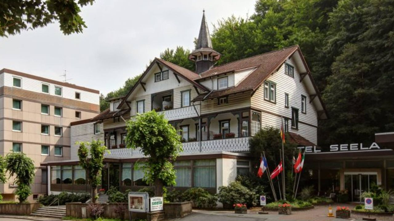 Hotel Seela In Bad Harzburg